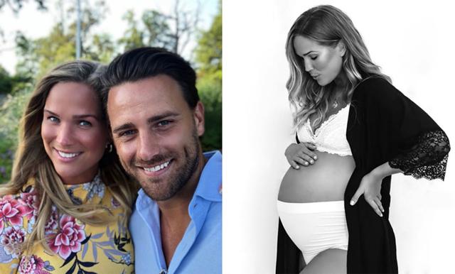Marie Serneholt har fått tvillingar – här är den första bebisbilden!