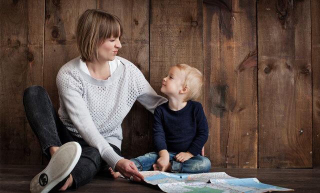 Ny studie: Påverka ditt barns IQ genom att prata med dem