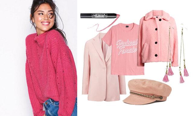 Klä dig stilsäkert i rosa – 24 trendköp vi drömmer om just nu