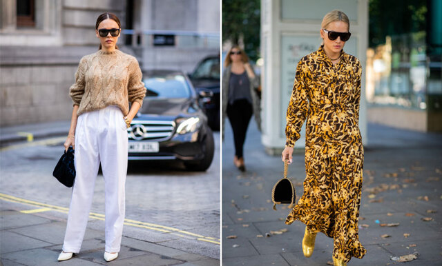 Sno stilen från London Fashion week – 3 stilar du kan bära i höst!