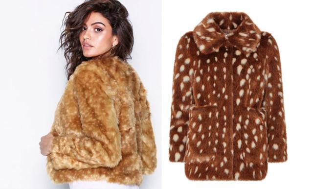 """Är det en jacka du ska satsa på i vinter så är det """"Bambijackan"""""""