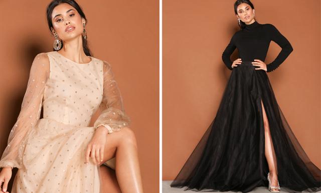 Drömmigt och magiskt – alla klänningar från Ida Lanto x Nelly