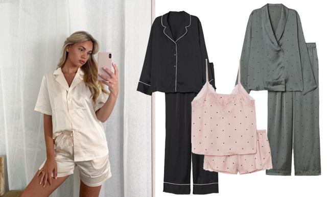 Fixa myskänslan – 16 fina pyjamasset att klicka hem direkt!