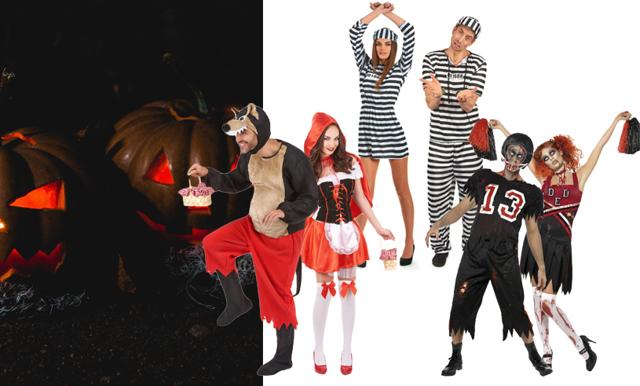 Kom i par – 12 halloweendräkter för en storslagen entré!