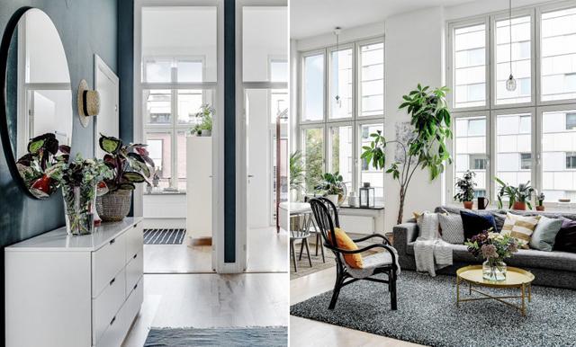 Nu kan du flytta in – här är lägenheten från tv-serien Bonusfamiljen!