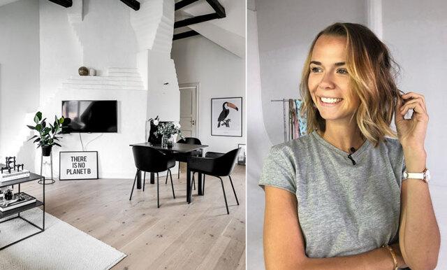 Nu kan du köpa Margaux Dietz lägenhet – spana in drömlyan här!