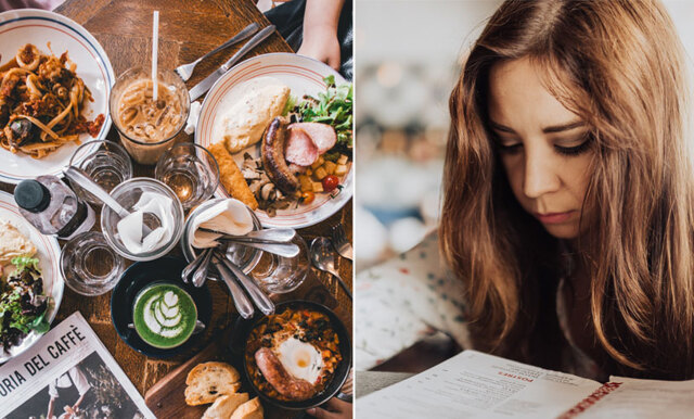 Ny studie: Därför kan du aldrig bestämma dig för vad du ska äta!