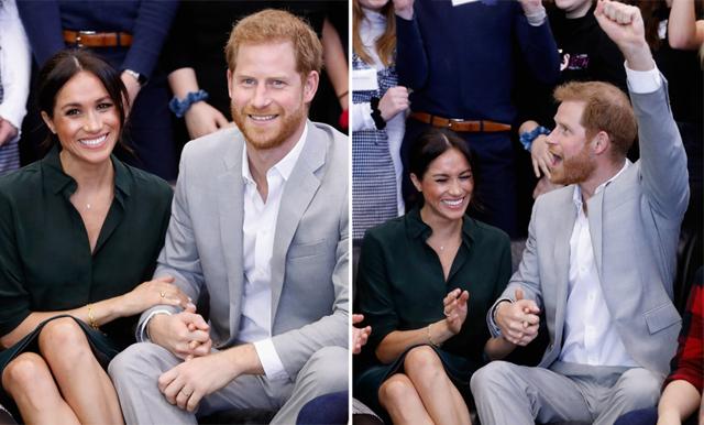 Bebislycka – Meghan Markle och prins Harry ska bli föräldrar