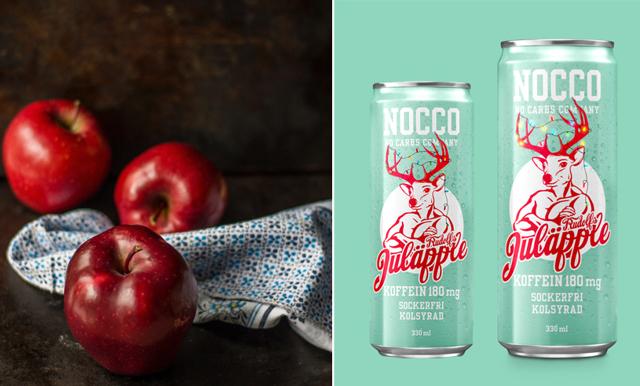 Nu släpper Nocco en ny smak – som får dig att längta till julen!