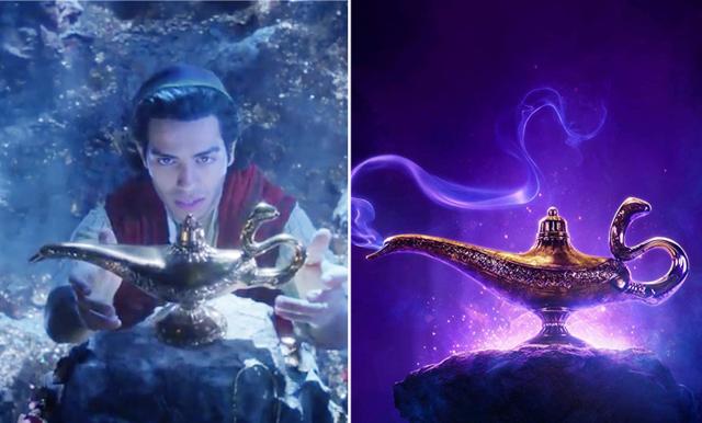 Nu blir tecknade Aladdin till spelfilm – se första trailern här!