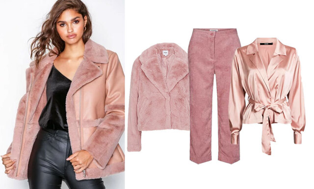 Nyanser av rosa – 21 plagg i drömfärgen att klicka hem just nu