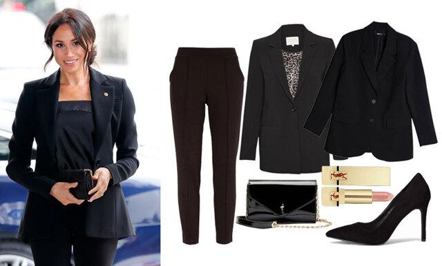 Sno stilen av Meghan Markle – inspireras av 3 stilrena outfits