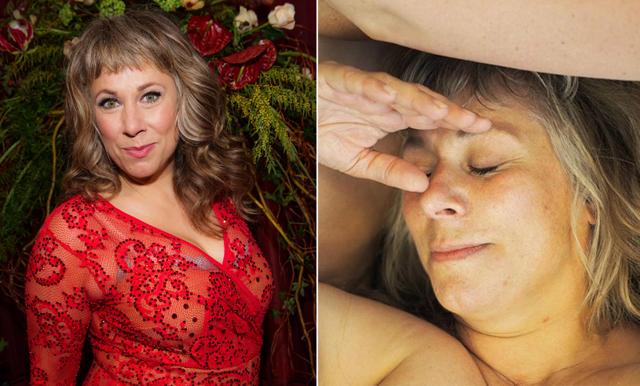 Stina Wollter om att älska sin kropp: