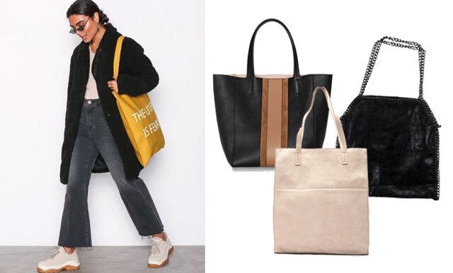 Stilsäker på jobbet – 17 stora väskor att bära till vardags