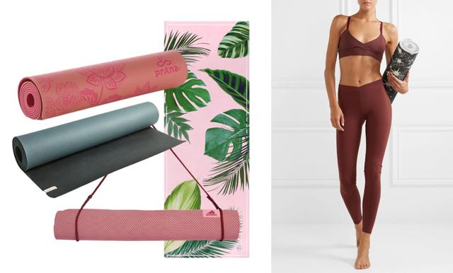 16 yogamattor från budget till lyx – hitta din nya favorit!