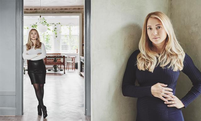 DRÖMJOBBET! med entreprenören Adeline Sterner: