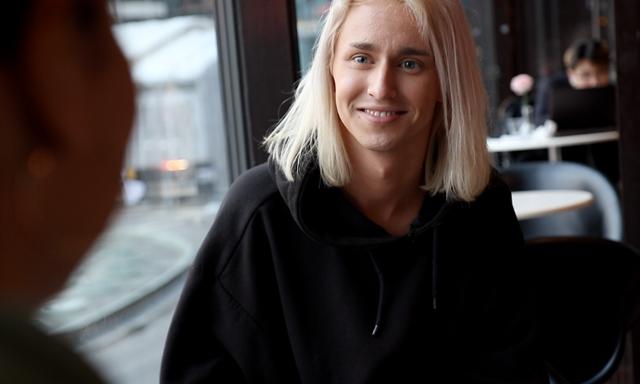 """Hampus Nessvold finalist i Årets Nätängel: """"Kommer inte ske stor förändring förrän män själva fattar att de är problemet"""""""