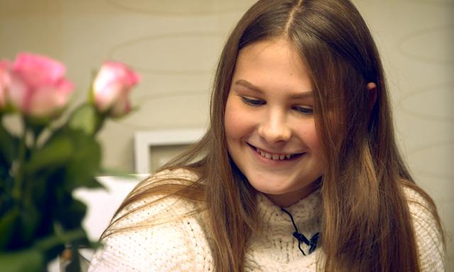 """Viktoria Harrysson finalist i Årets Nätängel: """"Acceptans och respekt kommer från information"""""""