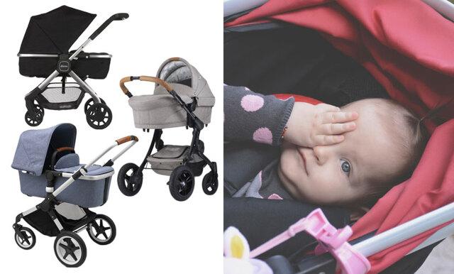 Bästa barnvagnarna – 10 vagnar från budget till lyx!