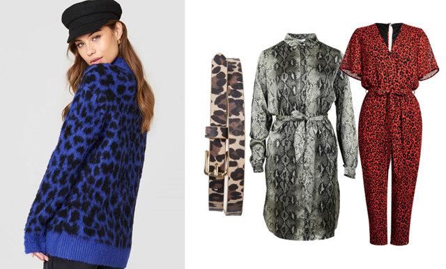 Haka på vinterns hetaste trend – 22 djurmönstrade plagg och accessoarer att haffa nu!