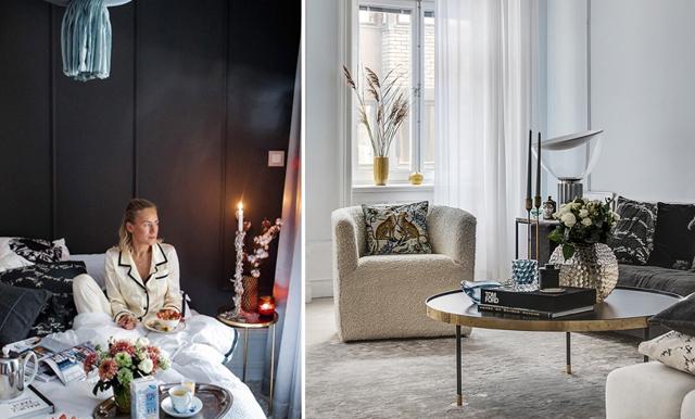 Edita (Foodjunkie) Renlund säljer sin lägenhet och den är en dröm!