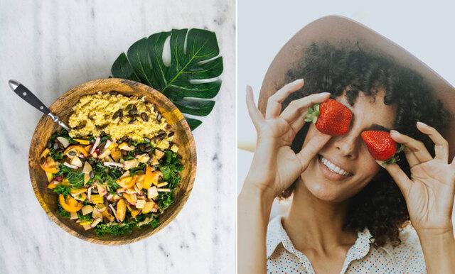 Konstgjort kött, avskalat och insekter - här är 8 hälsotrender vi kommer att se mer av 2019