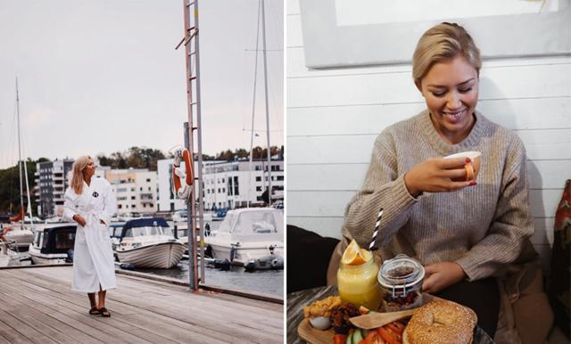 """Hanna Elfast om ätstörningen: """"Det var status att väga minst i klassen"""""""