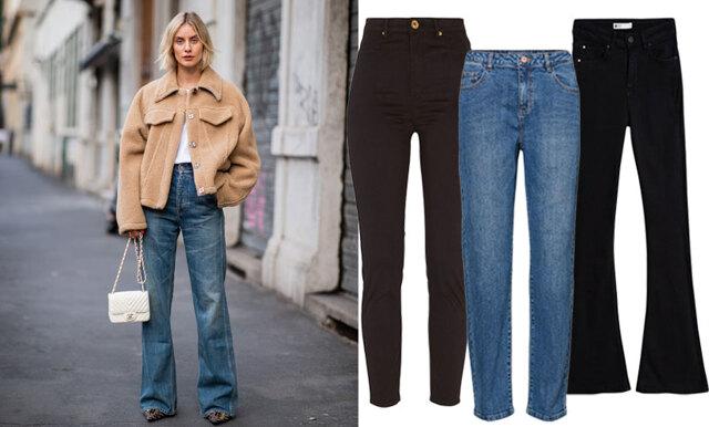 Vi listar 15 snygga jeans till budgetpris – alla under 400 kronor!
