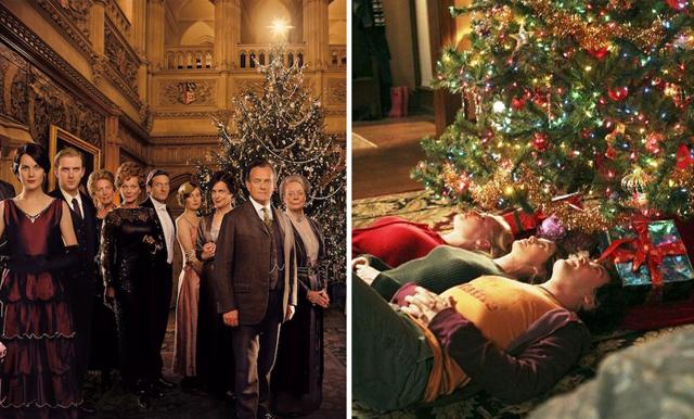 Maxa julkänslan – 9 bästa julavsnitten från våra favoritserier