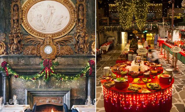 Sugen på julmat? Här är de 12 bästa julborden i Stockholm 2018