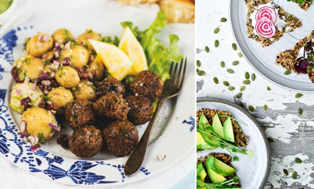 Vegetarisk och vegansk julmat – här är recepten som fixar julbordet