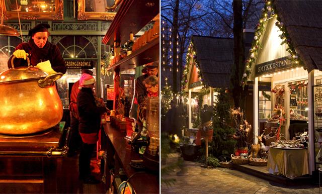 Fixa julkänslan – Europas bästa julmarknader!