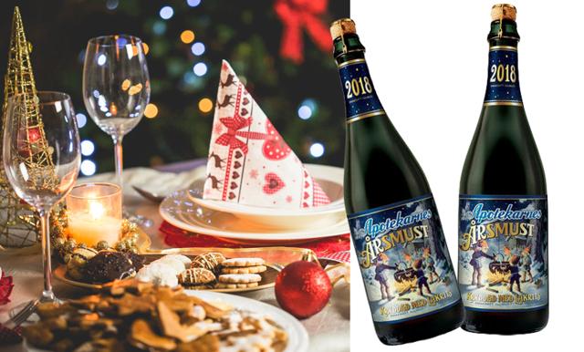 Här är årets nya julmust – med smak av lakrits!