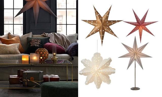 Smygstarta julen – 19 adventsstjärnor som skapar mysstämning