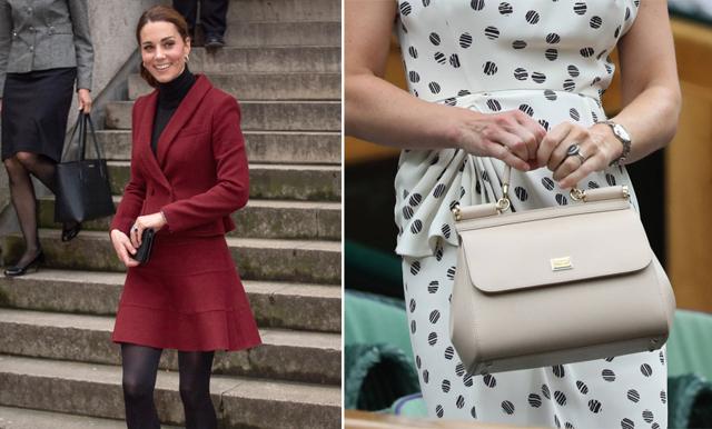 Det här får Kate Middleton inte ha i handväskan – här är anledningen