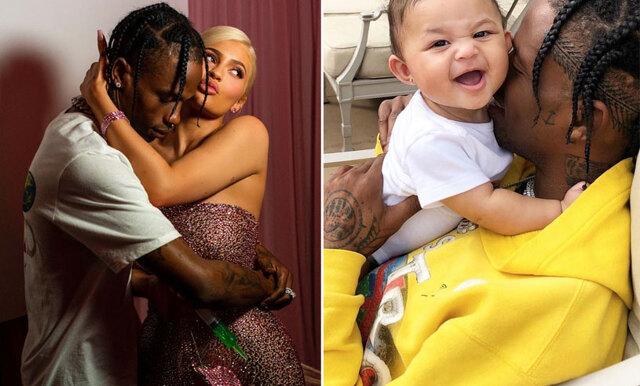 """Travis Scott om att bli pappa: """"Jag trodde aldrig att jag kunde älska någon så mycket"""""""