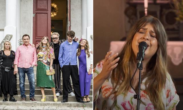 Linnea Henriksson sjunger oss till tårar – se hennes tolkning i Så mycket bättre