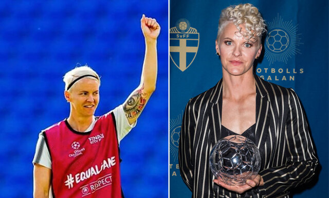 "Nilla Fischer höll mäktigt brandtal på Fotbollsgalan: ""We have no more fucks to give"""