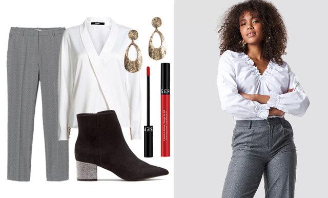 Inspireras av 3 stilsäkra jobboutfits – passar minst lika bra till aw:n!