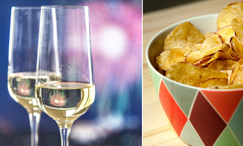prosecco-chips