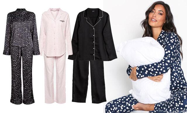 19 pyjamasset som höjer mysfaktorn hemma direkt
