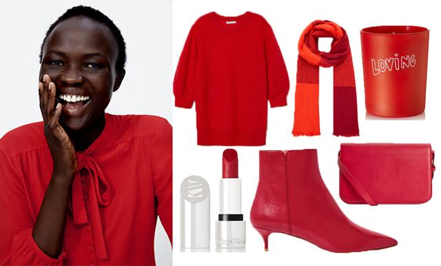 Rött är rätt – lys upp höstmörkret i säsongens gladaste nyans!