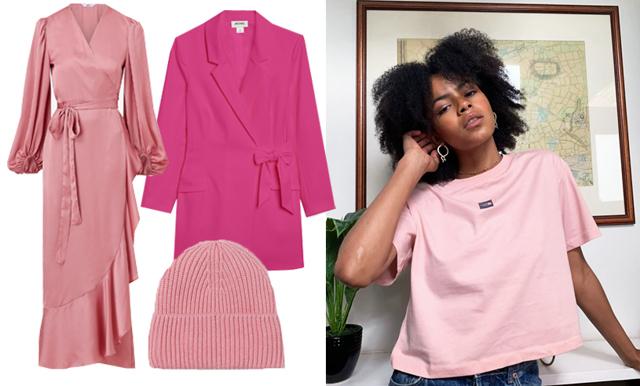 Trendigaste färgen våren 2021! Fyll garderoben med rosa och cerise