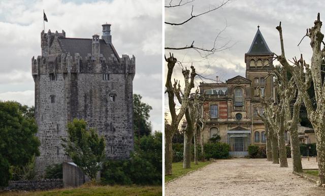 Vågar du övernatta här? 5 spöklika slott du kan hyra via Airbnb