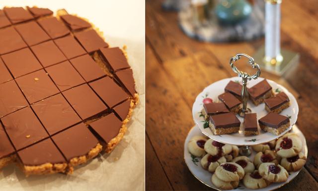 No bake snickerskaka – ljuvlig kaka klar på några minuter
