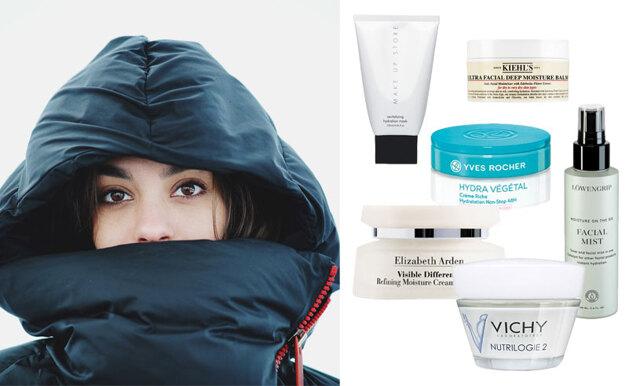 Rädda din torra hud i vinter – 10 hudvårdsprodukter under 300 kronor!