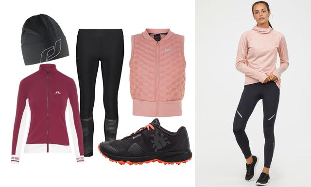 Träna fast det är kallt – så klär du dig rätt med 19 köp i butik!