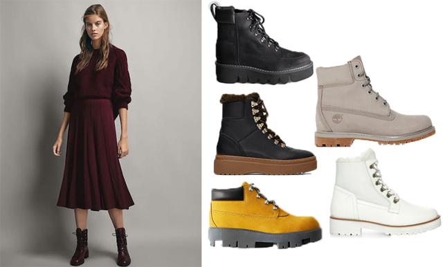 Satsa på skor som håller värmen  – femton varianter för alla stilar och plånböcker!