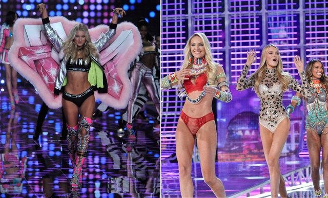 Snart dags för Victoria Secret Fashion Show 2018 – här är modellerna som ska gå visningen!