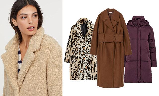 Vinterns snyggaste jackor och kappor – 20 trendiga varianter!